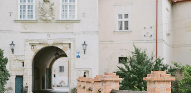 Destination-Wedding - Aktivprogramm: Tenniscourt - Schlosshotel Mailberg