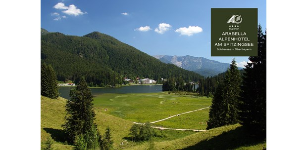 Destination-Wedding - Schliersee - Arabella Alpenhotel am Spitzingsee