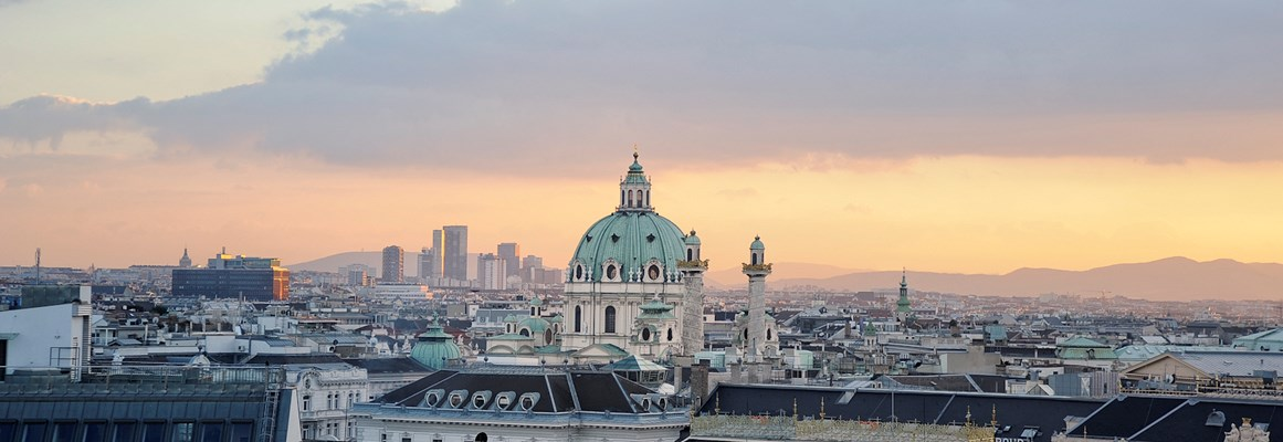 Hochzeitslocation: View from The Ritz-Carlton, Vienna - The Ritz-Carlton, Vienna