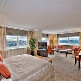 Hochzeitslocation: Studio Suite - InterContinental Wien