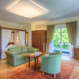 Hochzeitslocation: Junior Suite - Parkhotel Billroth