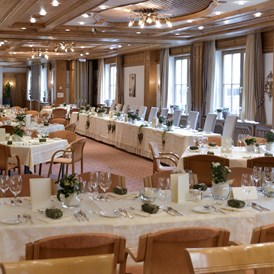 Hochzeitslocation: Das Central - Festsaal - Das Central - Alpine . Luxury . Life