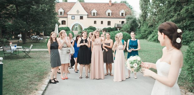 Destination-Wedding - Thermenland Steiermark - Schlosshotel Obermayerhofen