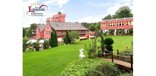 Destination-Wedding - Mehrtägige Packages: 2-tägiges Rahmenprogramm - Brandenburg - The Lakeside Burghotel zu Strausberg