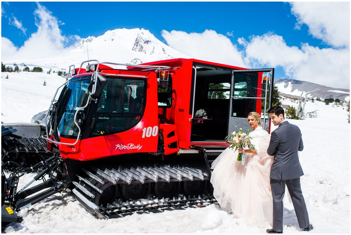 Hochzeitslocation: Pistenbully - Das Alpenwelt Resort****SUPERIOR