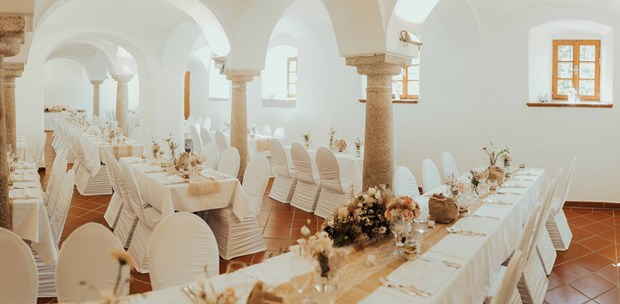Destination-Wedding - Destination-Wedding: mit mehrtägigem Rahmenprogramm - Oberösterreich - Lester Hof