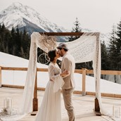 Destination-Wedding: Hochzeit am Lumberjack
