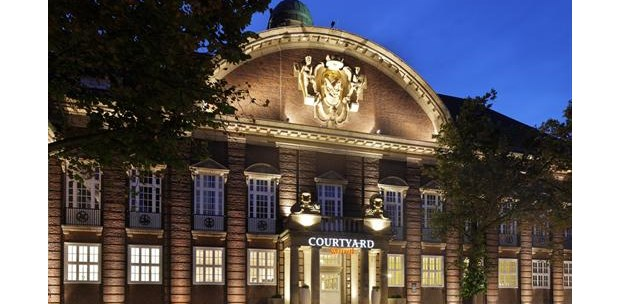 Destination-Wedding - Bremen - Courtyard by Marriott Bremen