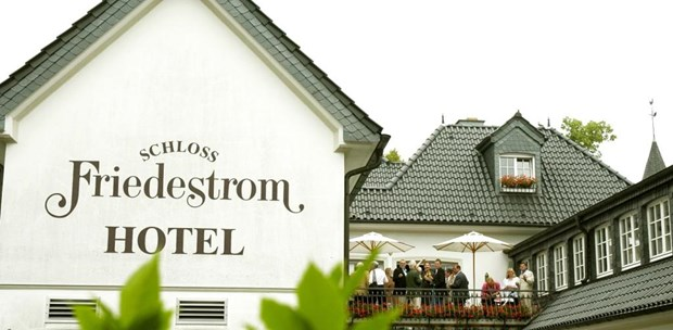 "Destination-Wedding - Köln, Bonn, Eifel ... - Hotel ""Schloss Friedestrom"""