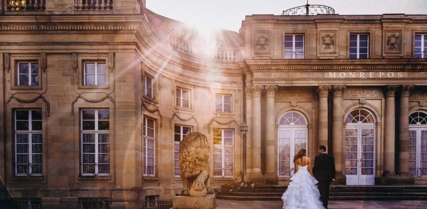 Destination-Wedding - Region Schwaben - Schlosshotel Monrepos