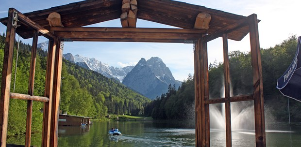 Destination-Wedding - Bayern - Riessersee Hotel  Garmisch-Partenkirchen