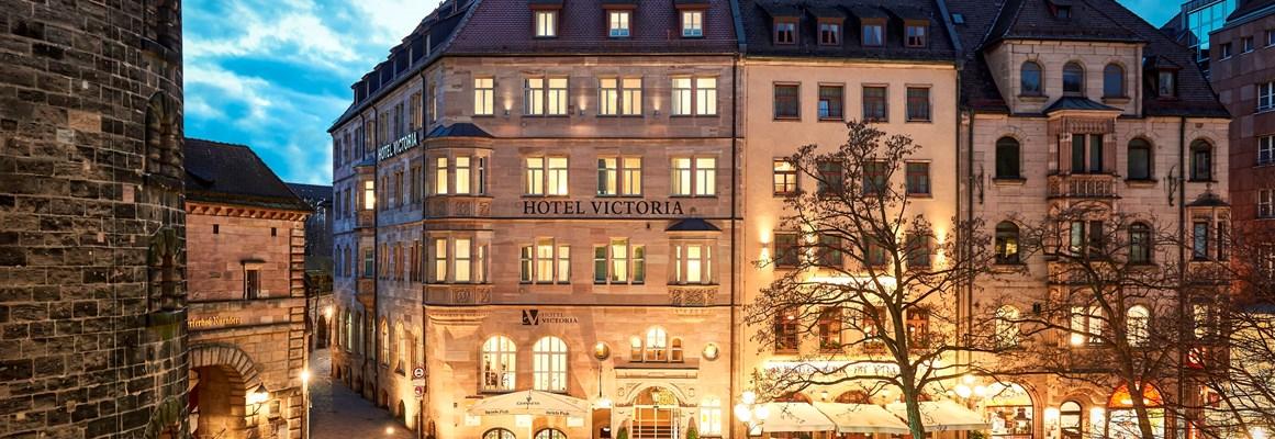 Hotel VICTORIA Nürnberg   Destination-Wedding in Nürnberg ...