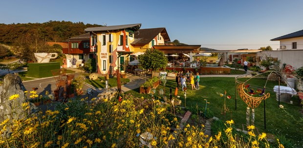 Destination-Wedding - Thermenland Steiermark - Malerwinkl Restauarnt + Kunsthotel