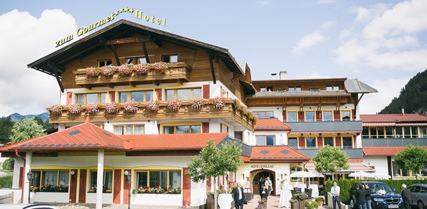 Destination-Wedding - Tiroler Oberland - Aktivhotel ZUM GOURMET