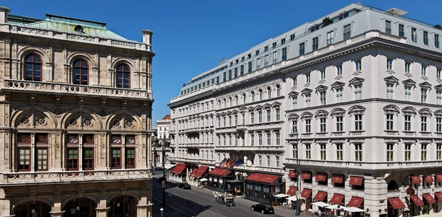 Destination-Wedding - Personenanzahl - Wien - Hotel Sacher Wien