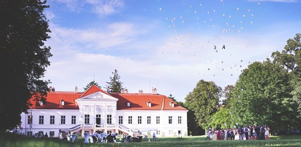 Destination-Wedding - Art der Location: Villa / privates Anwesen - Schloss Miller-Aichholz - Europahaus Wien