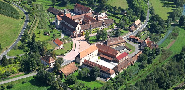 Destination-Wedding - Destination-Wedding: mit mehrtägigem Rahmenprogramm - Hotel Kloster & Schloss Bronnbach