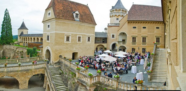 Destination-Wedding - Waldviertel - Renaissanceschloss Rosenburg
