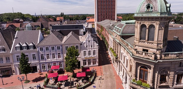 Destination-Wedding - PLZ 47495 (Deutschland) - Hotel Am Fischmarkt
