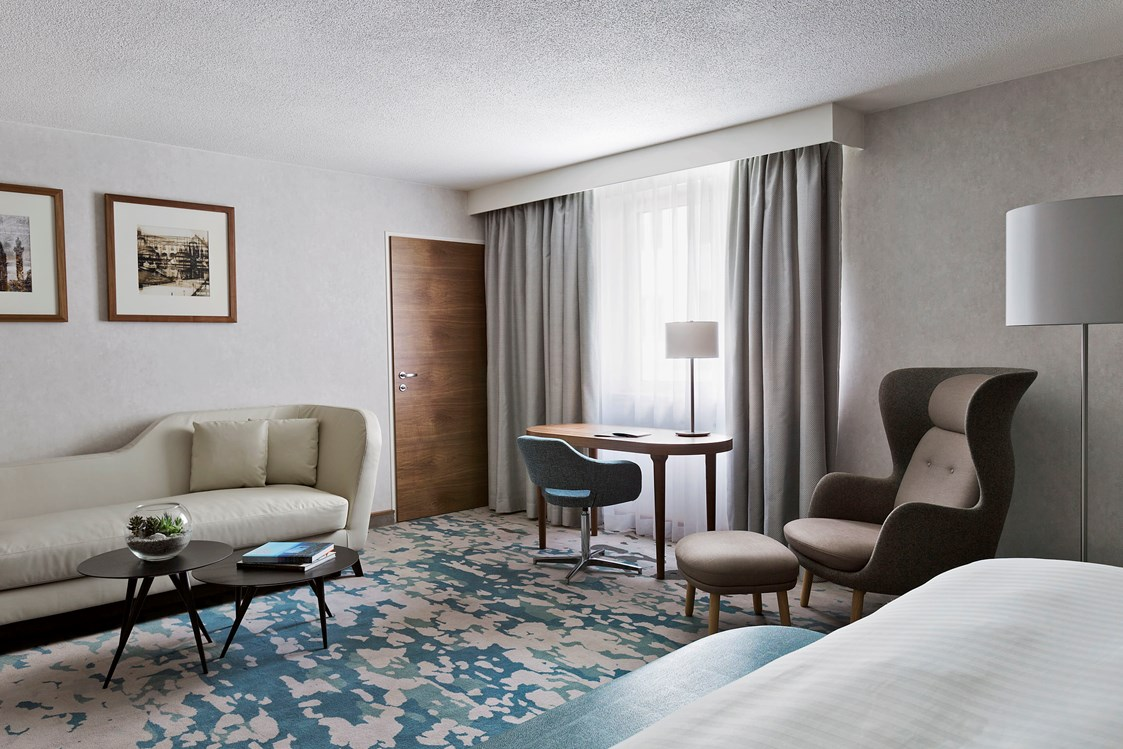 Hochzeitslocation: Junior Suite - Vienna Marriott Hotel