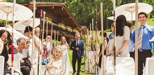 Destination-Wedding - Exklusivität - Lech am Arlberg - Der Berghof