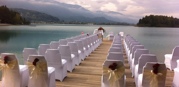 Destination-Wedding - Personenanzahl - Faakersee - Naturel Hoteldorf Schönleitn****