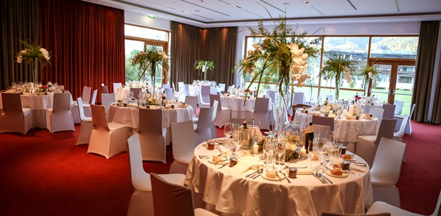 Destination-Wedding - Personenanzahl - Naturarena - Falkensteiner Hotel & SPA Carinzia****s
