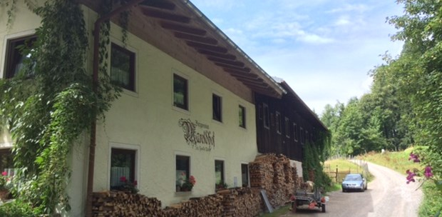 Destination-Wedding - Deutschland - Bergpension Maroldhof - Urig, Idyllisch, Echt Bayerisch